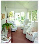 Our Screened-In Porch