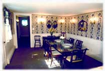 Our Historic Victorian Dining Room